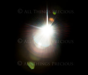 LENS FLARE Overlays Set 1