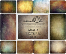 Load image into Gallery viewer, 10 Fine Art TEXTURES - MIXED Set 14