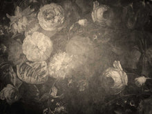 Load image into Gallery viewer, 10 OLD MASTERS MONOCHROME Floral Background TEXTURES - Set 1