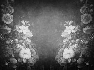 10 OLD MASTERS MONOCHROME Background TEXTURES / DIGITAL BACKDROPS  - Set 4