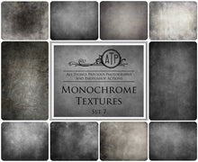 Load image into Gallery viewer, 10 Fine Art TEXTURES - MONOCHROME Set 7