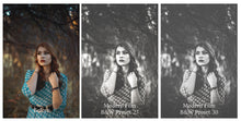 Load image into Gallery viewer, MODERN FILM Set 6 Lightroom Presets - For Mobile and Desktop