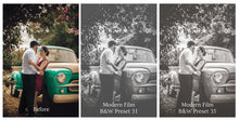 Load image into Gallery viewer, MODERN FILM Set 7 Lightroom Presets - For Mobile and Desktop