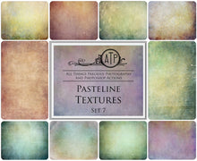 Load image into Gallery viewer, 10 Fine Art TEXTURES - PASTELINE Set 7