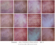 Load image into Gallery viewer, PAVANE Digital Papers Set 1