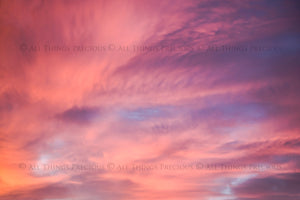 10 PRETTY SKY Digital Overlays SET 1