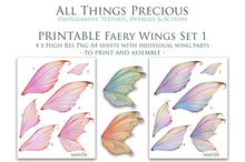 Load image into Gallery viewer, Print Fairy Wings COMMERCIAL LICENCE