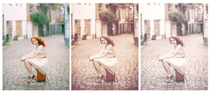 PINK TINT Lightroom Presets - For Mobile and Desktop