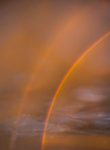 Load image into Gallery viewer, 10 Fine Art RAINBOW SKY Digital Overlays SET 1
