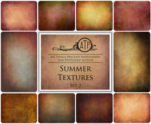 Load image into Gallery viewer, 10 Fine Art TEXTURES - SUMMER Set 2