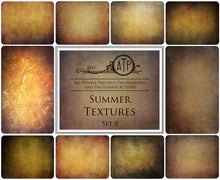 Load image into Gallery viewer, 10 Fine Art TEXTURES - SUMMER Set 8