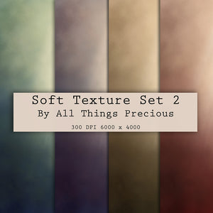 TEXTURES - Soft Set 2 - FREE DOWNLOAD
