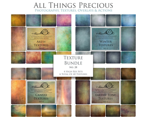TEXTURE BUNDLE / No. 28