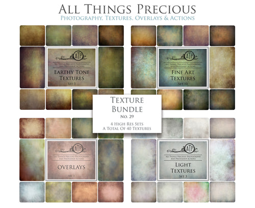 TEXTURE BUNDLE / No. 29