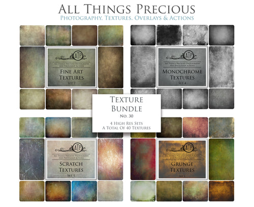 TEXTURE BUNDLE / No. 30