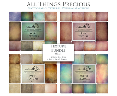 TEXTURE BUNDLE / No. 31