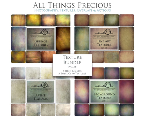 TEXTURE BUNDLE / No. 33