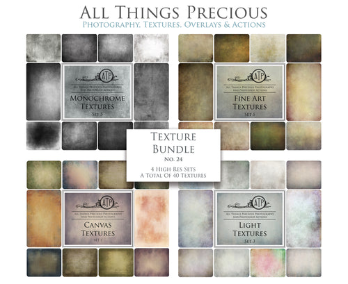 TEXTURE BUNDLE / No. 24