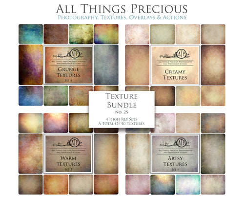TEXTURE BUNDLE / No. 25