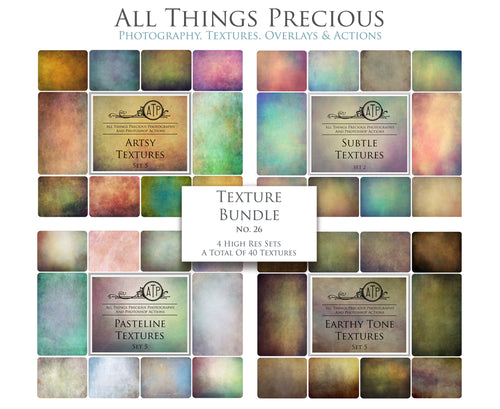 TEXTURE BUNDLE / No. 26