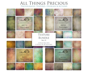 TEXTURE BUNDLE / No. 27