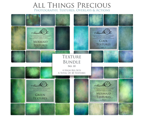 TEXTURE BUNDLE / No. 10