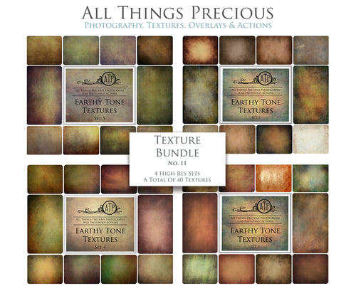 TEXTURE BUNDLE / No. 11