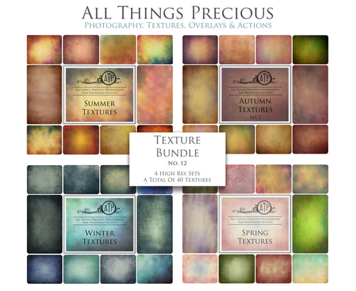 TEXTURE BUNDLE / No. 12