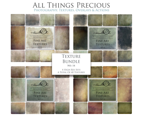 TEXTURE BUNDLE / No. 14
