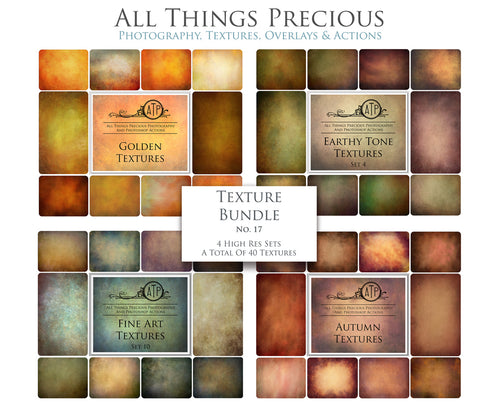 TEXTURE BUNDLE / No. 17