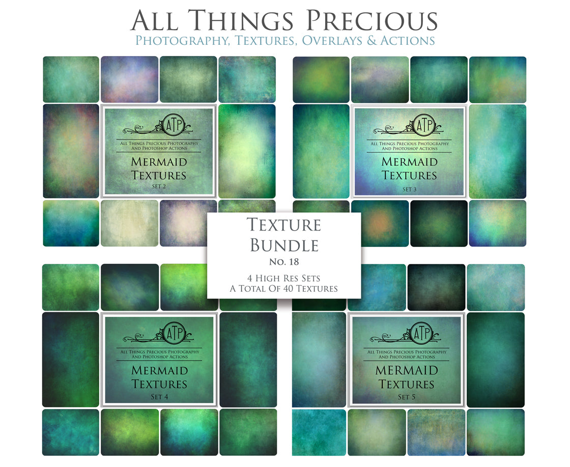 TEXTURE BUNDLE / No. 18