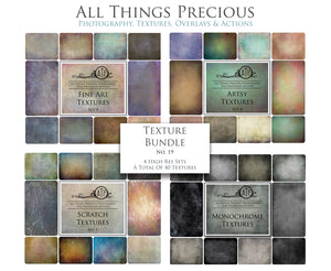 TEXTURE BUNDLE / No. 19