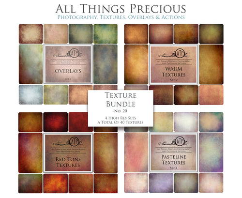 TEXTURE BUNDLE / No. 20