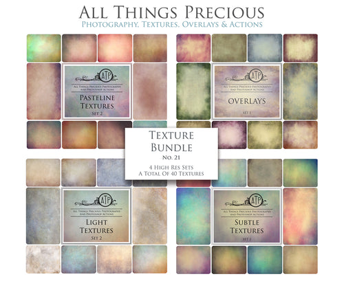 TEXTURE BUNDLE / No. 21