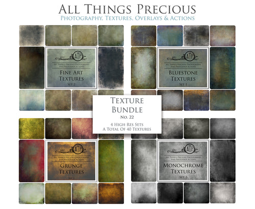 TEXTURE BUNDLE / No. 22