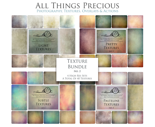 TEXTURE BUNDLE / No. 2