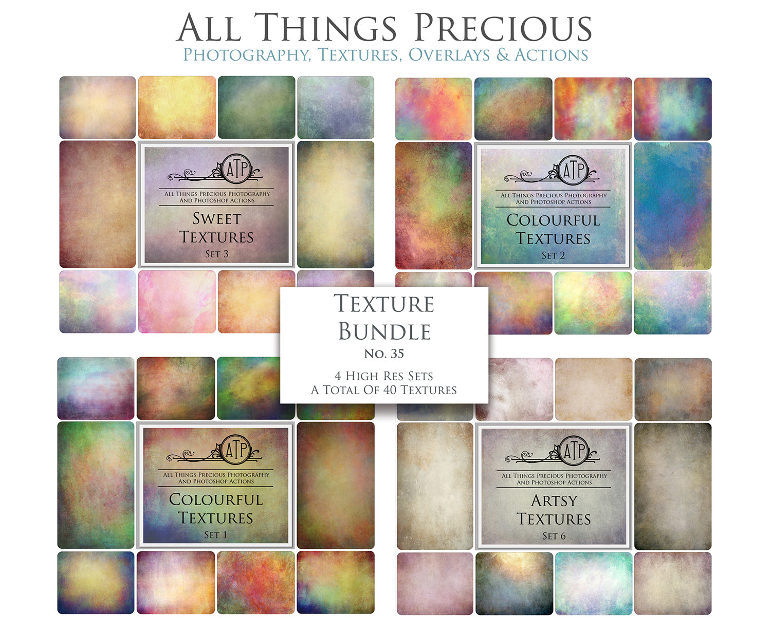 TEXTURE BUNDLE / No. 35