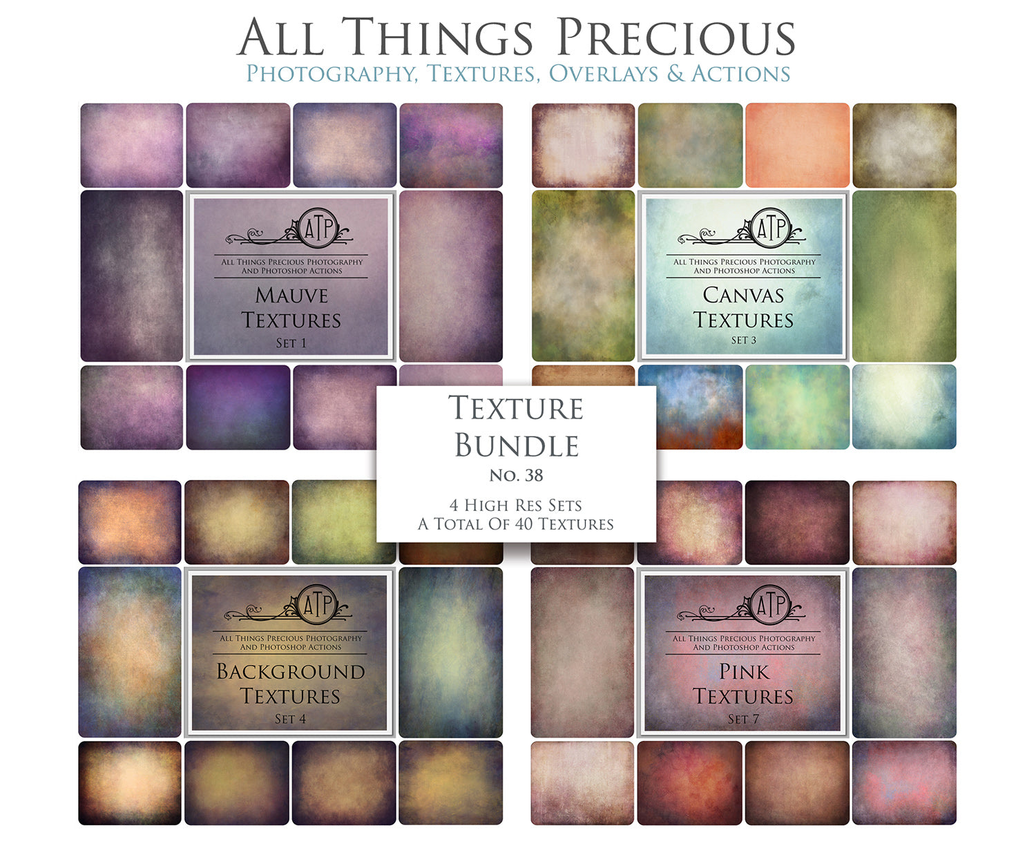 TEXTURE BUNDLE / No. 38