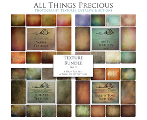 TEXTURE BUNDLE / No. 3
