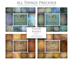 TEXTURE BUNDLE / No. 41