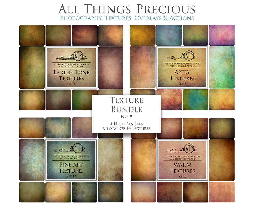TEXTURE BUNDLE / No. 9