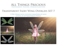 Load image into Gallery viewer, 80 FAIRY WING OVERLAYS BUNDLE - Set 4