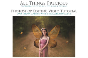 PHOTOSHOP TUTORIAL No.1 Editing VIDEO for Photographers