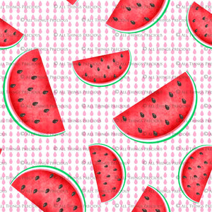 WATERMELON Digital Papers