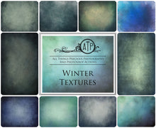 Load image into Gallery viewer, 10 Fine Art WINTER High Resolution TEXTURES Set 1