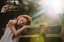 Load image into Gallery viewer, ORGANIC SUN FLARE Digital Overlays Set 3
