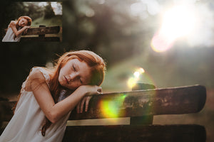 LENS FLARE Overlays Set 3