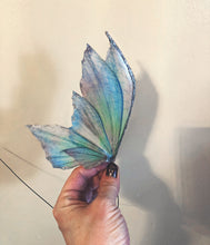 Load image into Gallery viewer, PRINTABLE FAIRY WINGS for Art Dolls - Set 1
