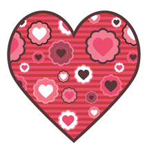Load image into Gallery viewer, SWEET HEARTS - Clipart