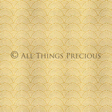 Load image into Gallery viewer, TRANSPARENT GOLD Digital Papers Set 1